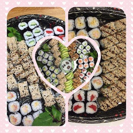Fuji - Asia Fusion Küche und Sushi Bar