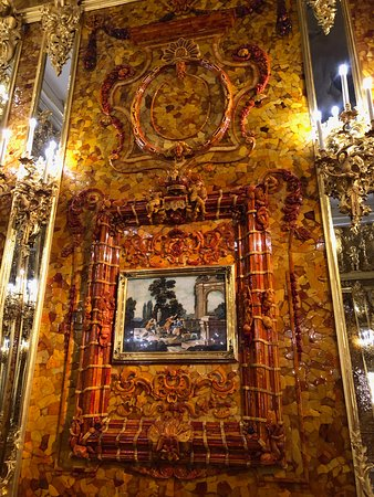 Complete City Tour Of St Petersburg: Amber Room