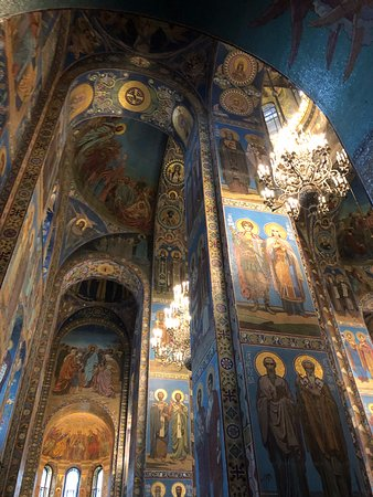 Complete City Tour Of St Petersburg: Savour On Spilled Blood or Resurrection Church