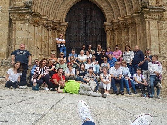 Visitas guiadas para grupos en Trujillo