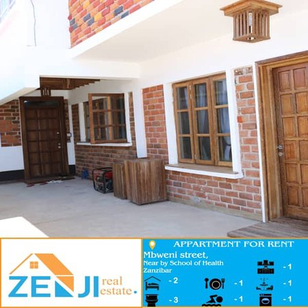 Bweni, Танзания: CONTACT ZENJI REAL ESTATE FOR A CHEAP & THE BEST APARTMENT
