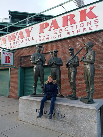 Tour of Historic Fenway Park, America's Most Beloved Ballpark Φωτογραφία