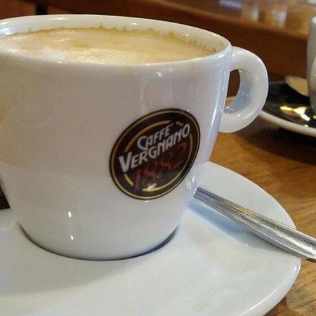 Caffé Vergnano, autentico expresso italiano desde 1882