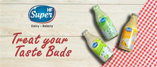 Mandi Gobindgarh, Индия: HF Super dairy & milk products provide the perfect blend of taste and nutrition. Not only can you enjoy a yummy and delicious beverage but also give your body that extra dose of power.