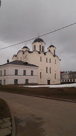 Церква на новгородском Гостином Дворе