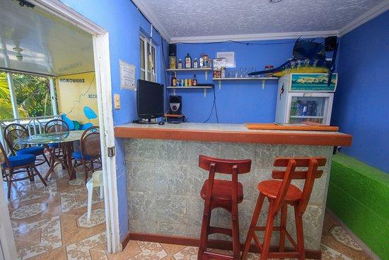 Tripadvisor - Recepción - صورة Derma´s inn، جزيرة سان أندريس