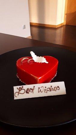 """A SUPERB 11th YEAR WEDDING ANNIVERSARY ""Made in Swissotel AlGhurair!"
