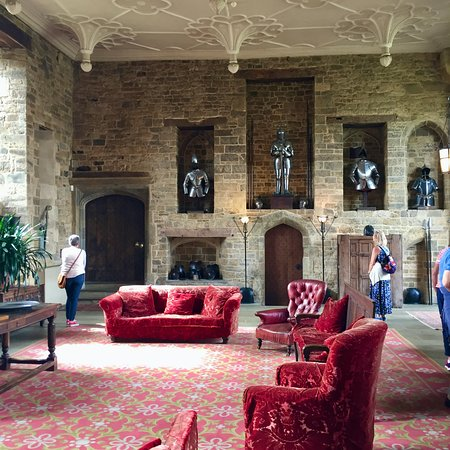 Broughton Castle: The Great Hall