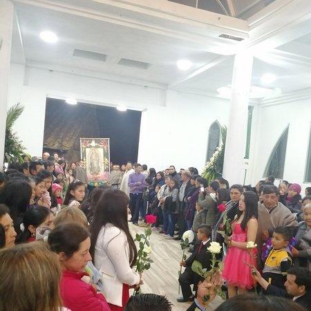 Tuquerres, Colombia: Casa materna nuestra señora de Guadalupe, un lugar lleno de paz y tranquilidad