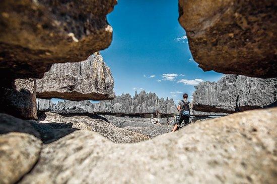 Bekopaka, Мадагаскар: les TSINGY du Bemaraha