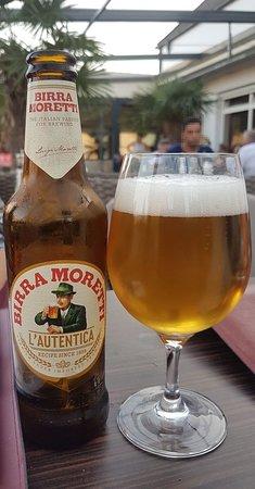 Bier Moretti