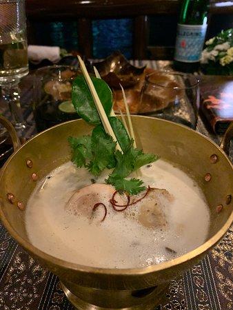 Bangkok, Tailandia: Zeer fijne en lekkere gerechten