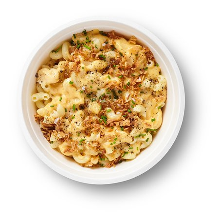 Mac and cheese from Stokk