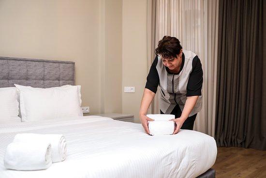 Jerevan, Arménie: Teryan Pushkin Apart Hotel offers you daily housekeeping