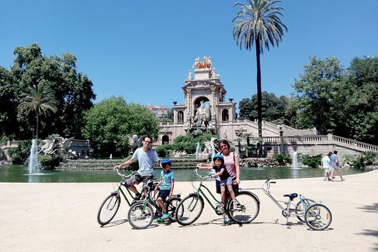 Walk and Bike Barcelona