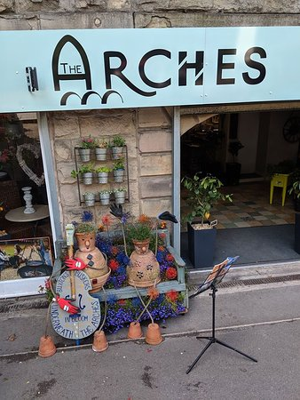 The Arches, Artisan Markets, Buxton