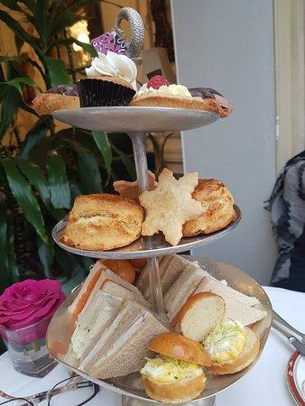 High Tea at Prince of Wales