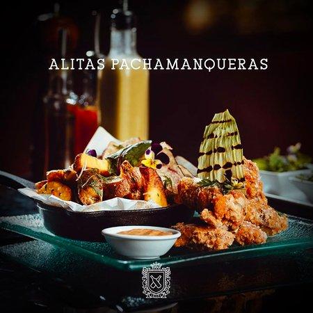 Alitas Pachamanqueras