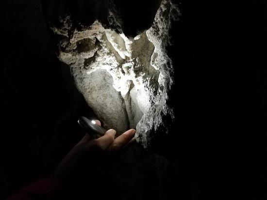 Cavita n° 34 - Grotta Azzurra