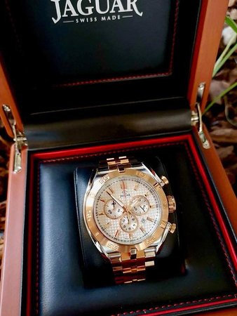 Executive Collection · Jaguar Swiss Watches  J856/1  ☑ Chronograph | 10 ATM ☑ Sapphire crystal ☑ Swiss Made