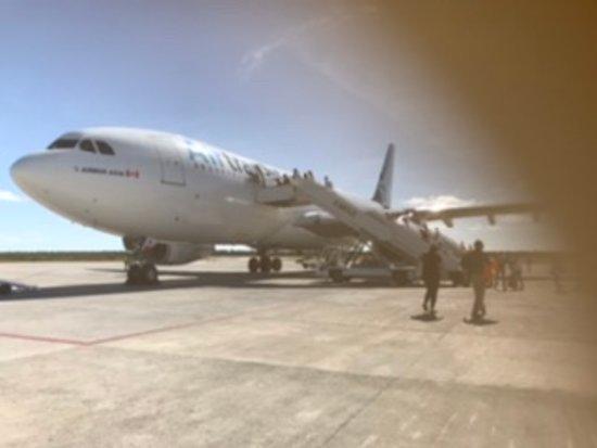 Air Transat – fénykép