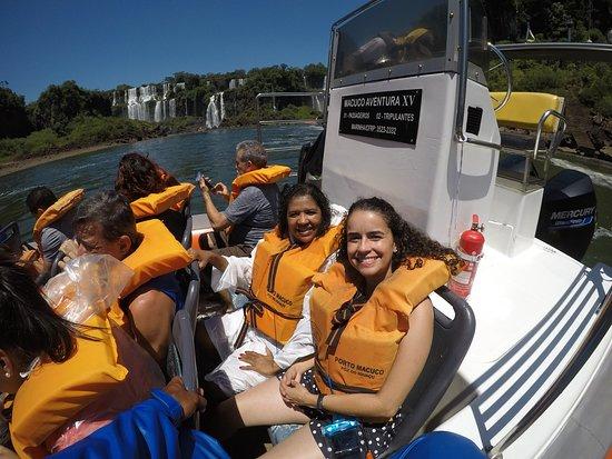 Macuco Safari - Unforgettable Adventure at Iguazu Falls: Foto vendida após o passeio.