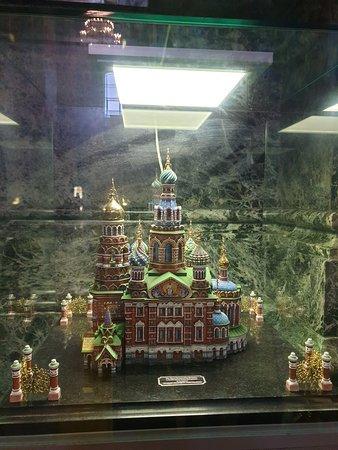 Church of the Savior of spilled blood, Sankt Peterburg