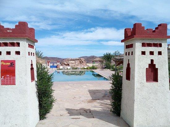 Saharaemotions4x4 Wüstentour Desert Trekking /Chauffeur/ Toyota Prado Wildcampen: mittagessen