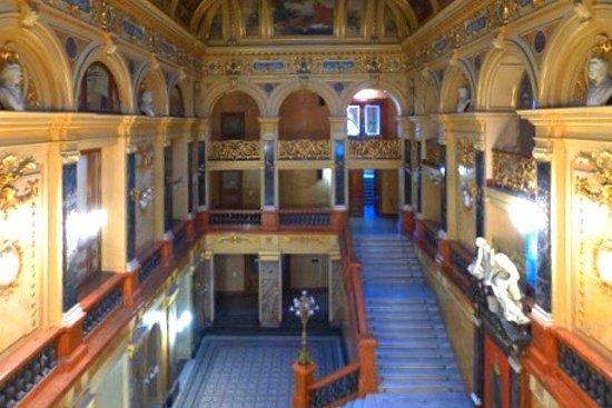 لفيف, أوكرانيا: Lviv National Opera