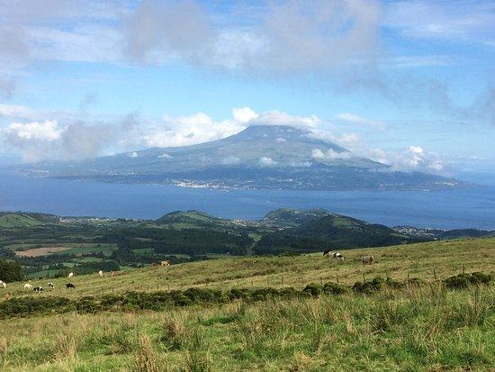 SATA - Azores Airlines: Il vulcano PICO