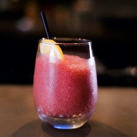 FROSÉ – rosé, watermelon, mixed berries