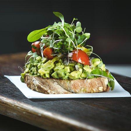 Frank & Roze avocado toast