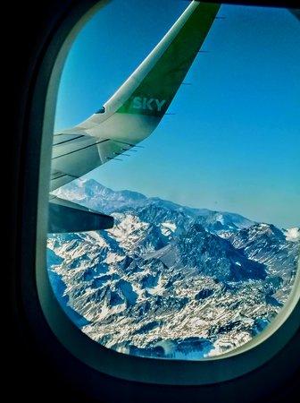 스카이 항공 사진
