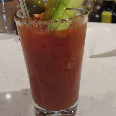 Yummy Bloody Mary