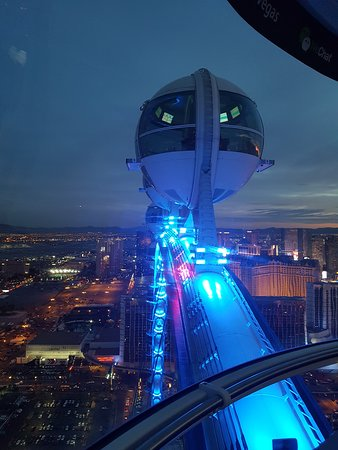 The High Roller at The LINQ Ticket: High Roller