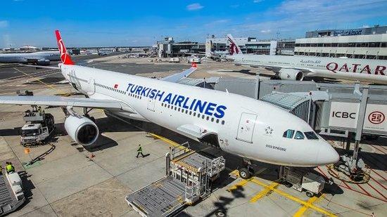 Turkish Airlines Photo