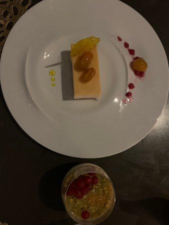 Excellent restaurant cuisine du moyen orient