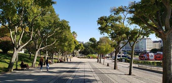 Passeando em Lisboa