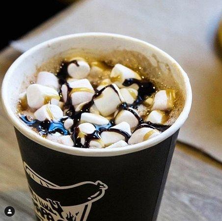 Какао с машмеллоу