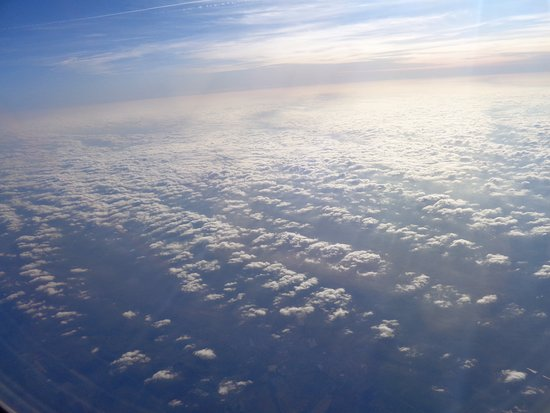 Wizz Air: Simply nice clouds...