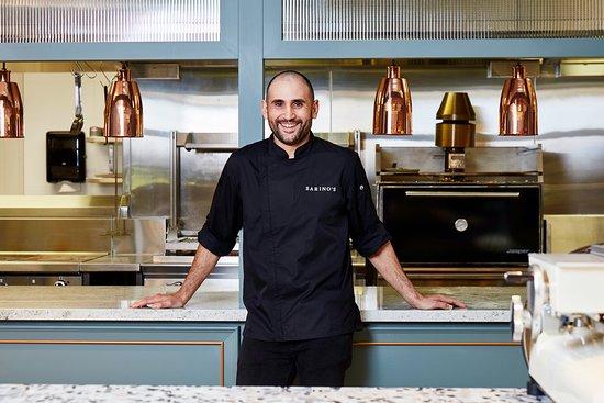 Sarino's | Executive Head Chef Joe