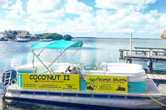Coconut Shuttle
