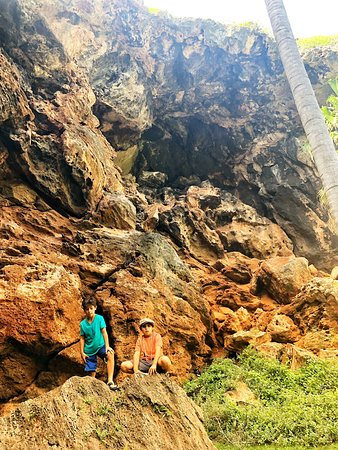 Our trip to Makauwahi Cave Reserve