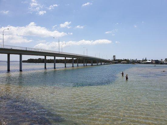 Bridge to North Entrance