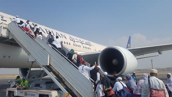 Saudia Airlines: B777-300