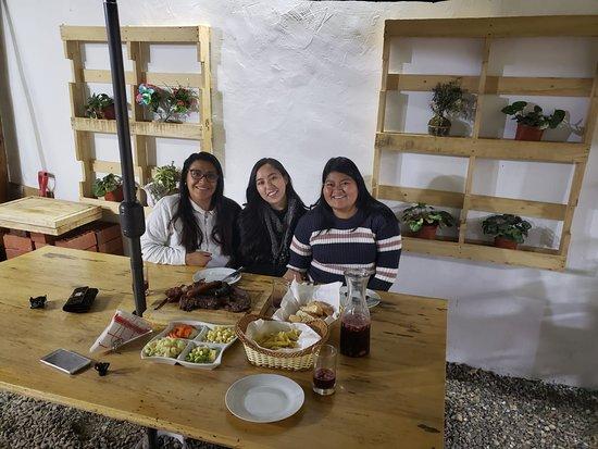 Caraz, Pérou : Todos disfrutan de nuestra casa