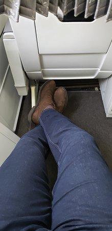 Air Transat: Seat 4A