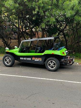 Einzigartige Buggy Vermietung: Test driving my parking skills! Set that emergency brake!