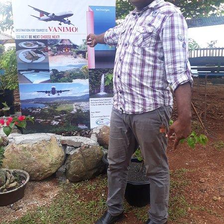 Vanimo, Papua-Neuguinea: Day Visit Facility, Wutung village, Papua New Guinea - Indonesia border