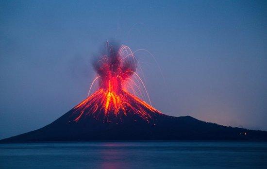 Carita, Indonesia: Krakatau Ecotourism Tour